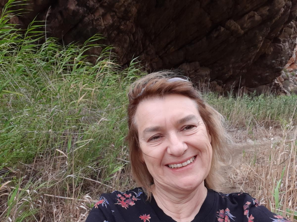 Dr Glenda Davison, 59