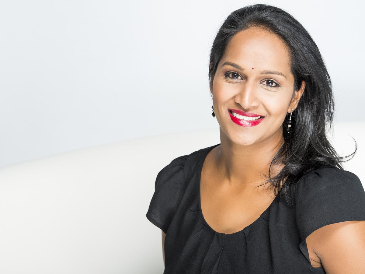 Shanthini Naidoo, 39