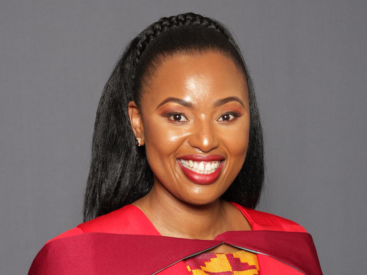 Nthabiseng Moleko, 39