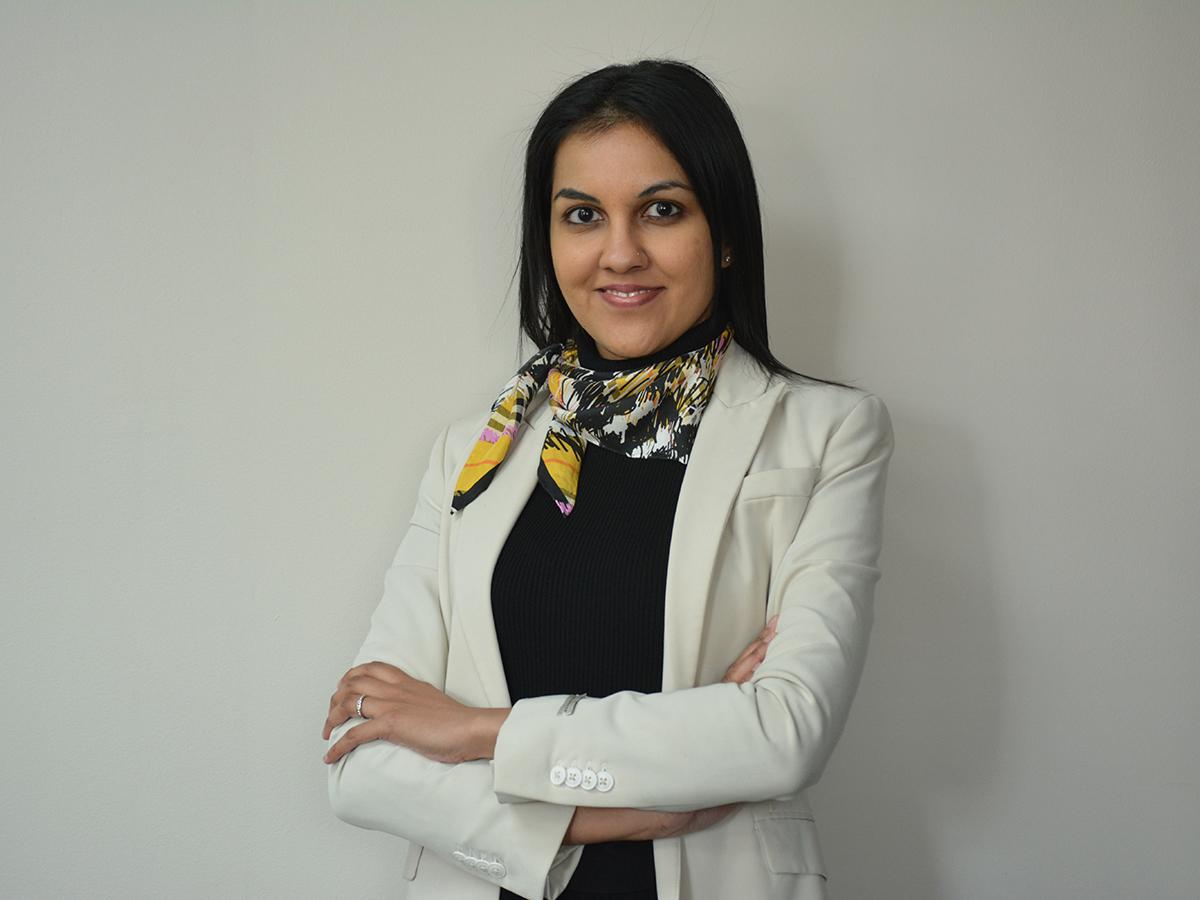 Esha Mansingh, 35