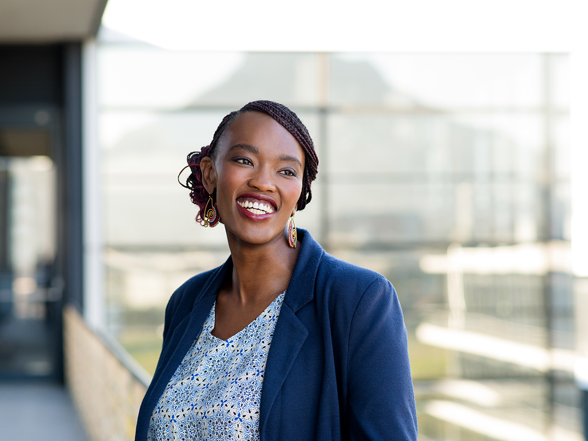 Dr Lungi Nyathi, 40