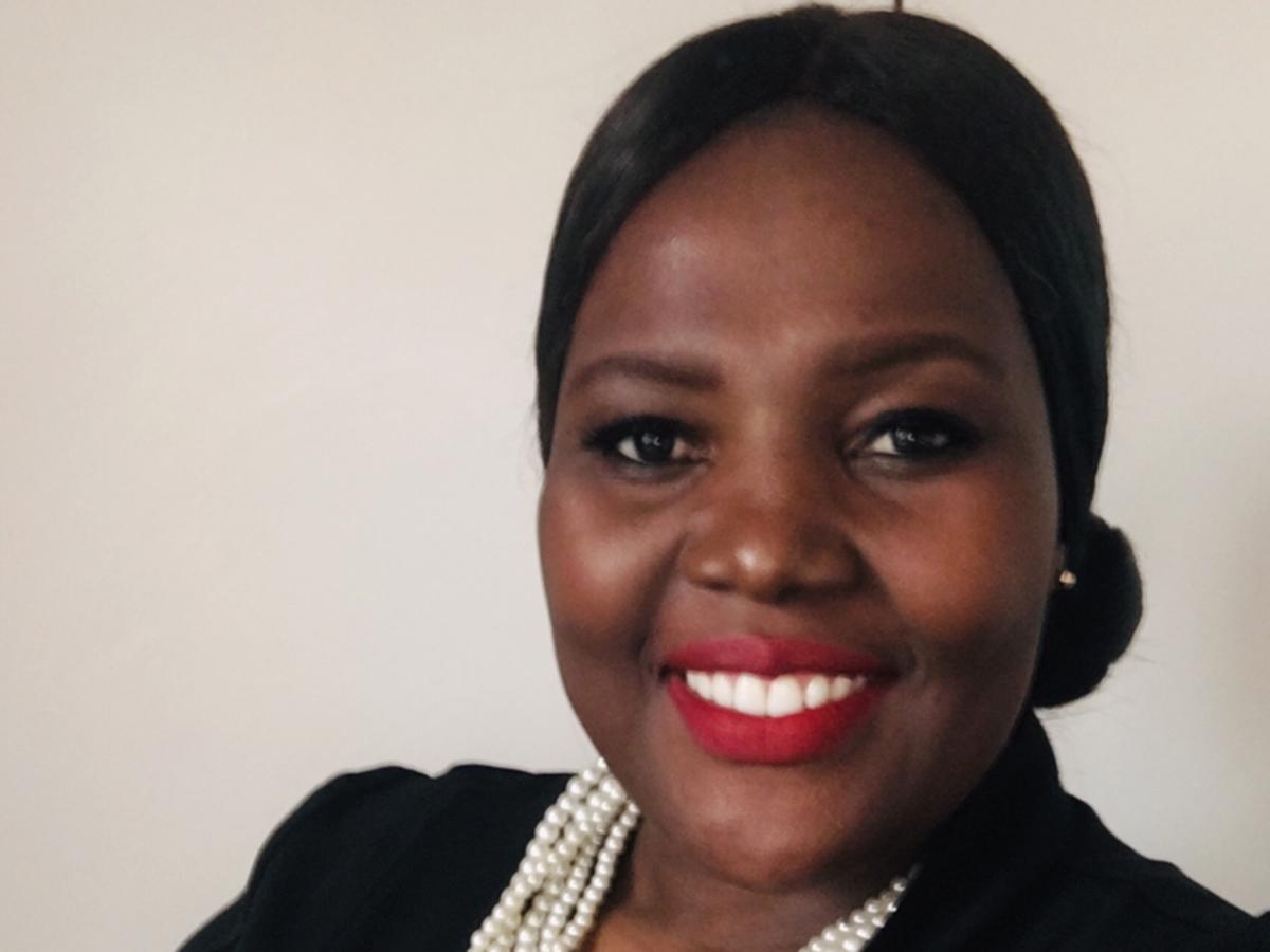 Thokozile Nhlumayo, 34